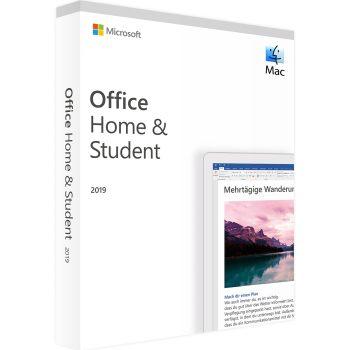 """Produktinformationen """"Microsoft Office 2019 Home und Student MAC"""""""