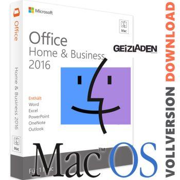 Wie kann ich Microsoft Office auf Mac installieren 2016 365 2019